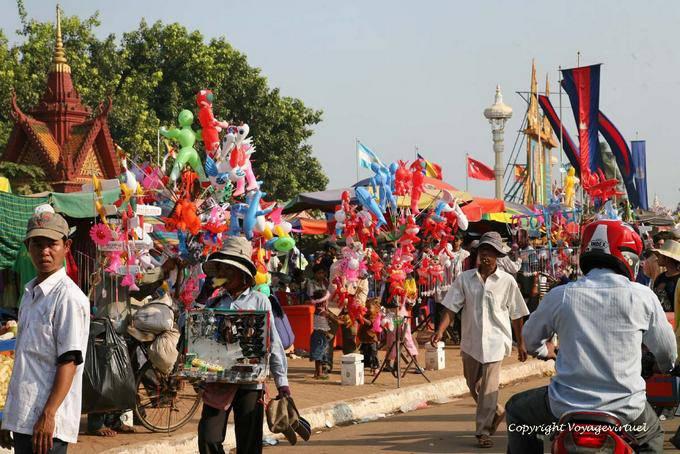 Fête de l'eau (bon om touk), Phnom Penh 488