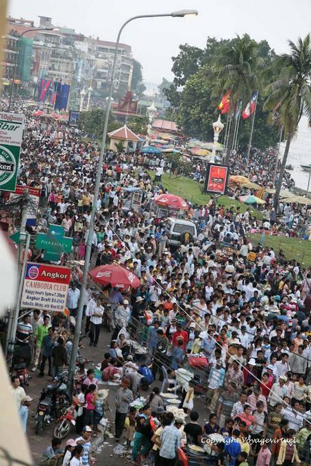 Fête de l'eau (bon om touk), Phnom Penh 528