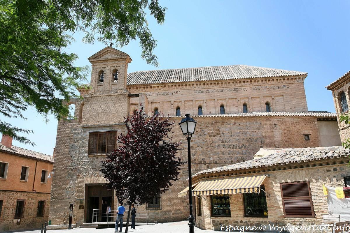Cartina Spagna Toledo.Veduta Esterna Del El Transito Synagogue Toledo Spagna