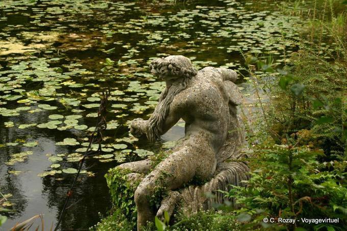 Jardin de Powerscourt, Irlande 5686