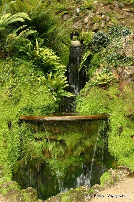 Jardin de Powerscourt, Irlande 5692