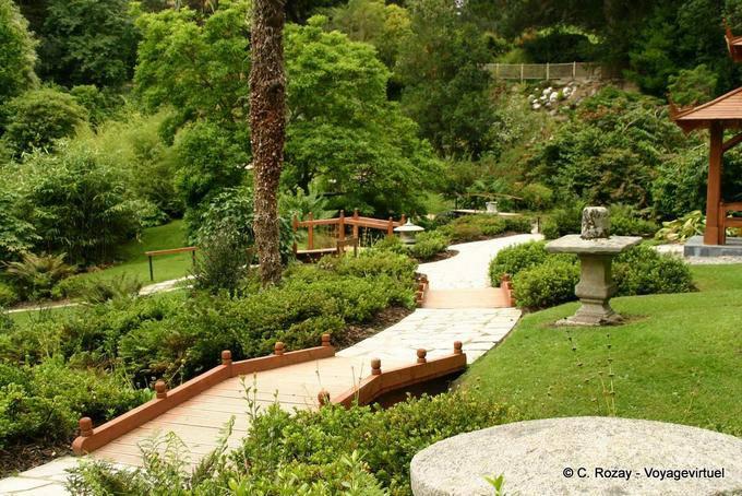 Jardin de Powerscourt, Irlande 5695
