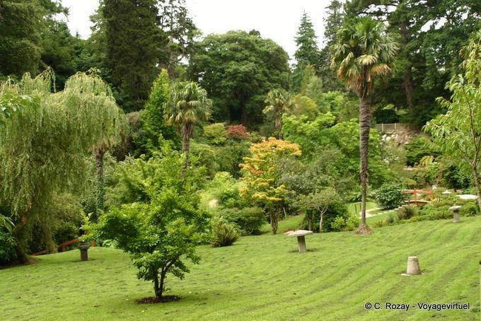 Jardin de Powerscourt, Irlande 5696