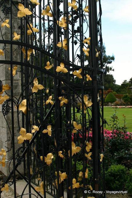 Jardin de Powerscourt, Irlande 5716