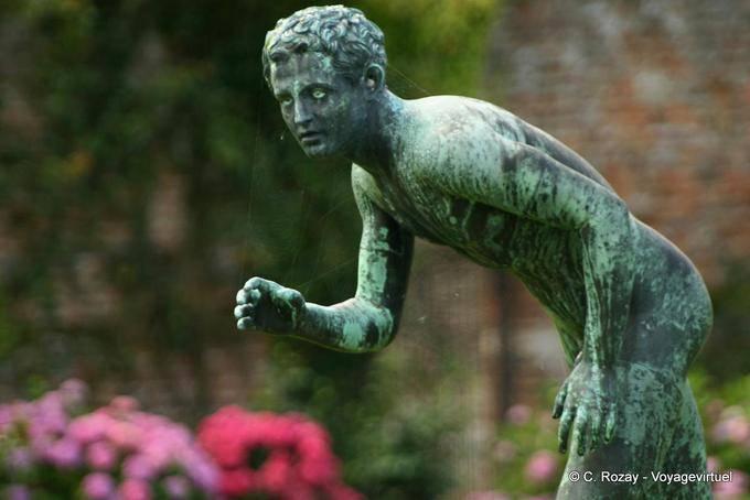 Jardin de Powerscourt, Irlande 5719