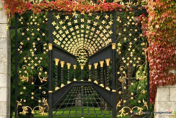 Jardin de Powerscourt, Irlande 5721