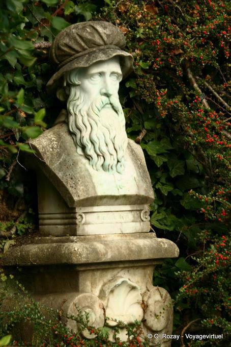 Jardin de Powerscourt, Irlande 5732