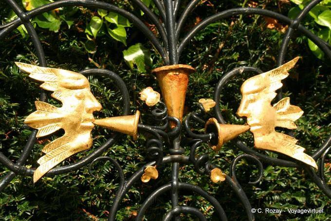 Jardin de Powerscourt, Irlande 5740