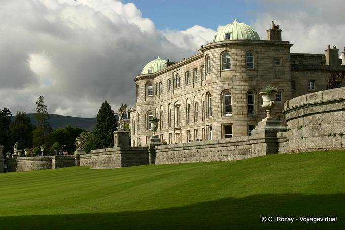 Jardin de Powerscourt, Irlande 5752