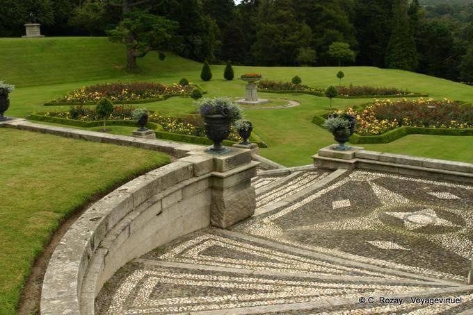 Jardin de Powerscourt, Irlande 5776