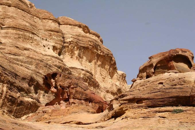Pétra Wadi el Mudhlim 192