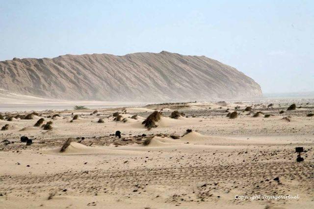 Road Mukalla Bir Ali 2614