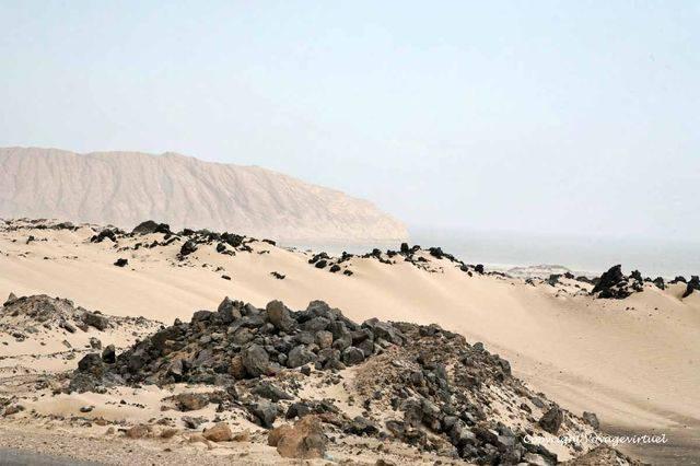 Road Mukalla Bir Ali 2616