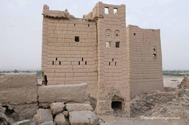 Marib Old City 2002