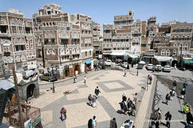 Sanaa Bab El Yemen 4280